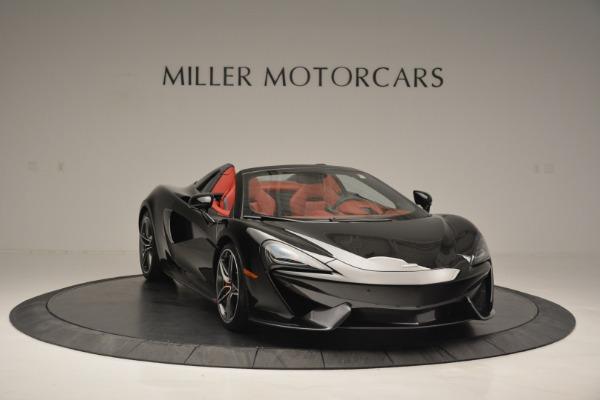 New 2019 McLaren 570S Convertible for sale Sold at Alfa Romeo of Westport in Westport CT 06880 11