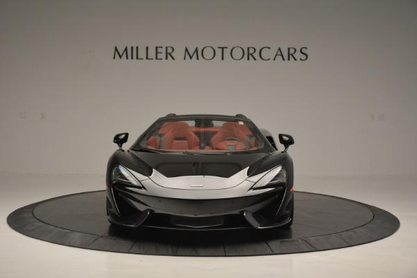 New 2019 McLaren 570S Convertible for sale Sold at Alfa Romeo of Westport in Westport CT 06880 12