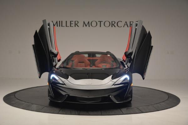 New 2019 McLaren 570S Convertible for sale Sold at Alfa Romeo of Westport in Westport CT 06880 13