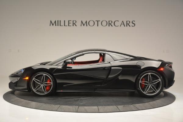 New 2019 McLaren 570S Convertible for sale Sold at Alfa Romeo of Westport in Westport CT 06880 16