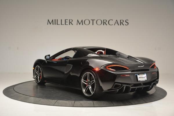 New 2019 McLaren 570S Convertible for sale Sold at Alfa Romeo of Westport in Westport CT 06880 17