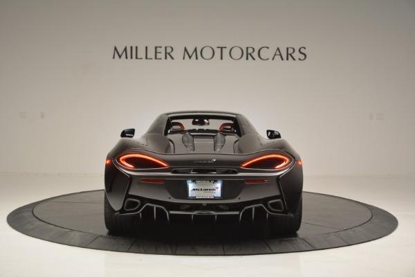 New 2019 McLaren 570S Convertible for sale Sold at Alfa Romeo of Westport in Westport CT 06880 18