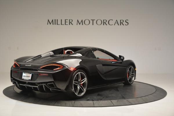 New 2019 McLaren 570S Convertible for sale Sold at Alfa Romeo of Westport in Westport CT 06880 19