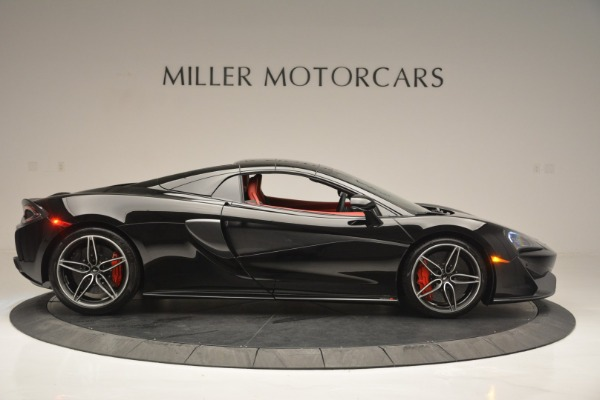 New 2019 McLaren 570S Convertible for sale Sold at Alfa Romeo of Westport in Westport CT 06880 20
