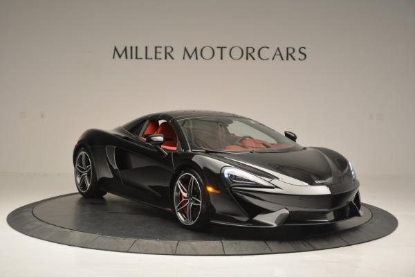 New 2019 McLaren 570S Convertible for sale Sold at Alfa Romeo of Westport in Westport CT 06880 21