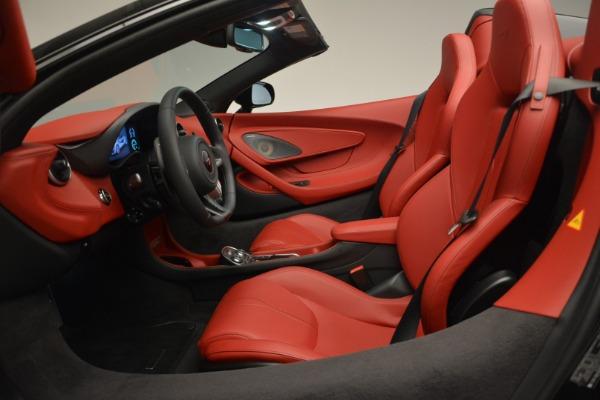 New 2019 McLaren 570S Convertible for sale Sold at Alfa Romeo of Westport in Westport CT 06880 23