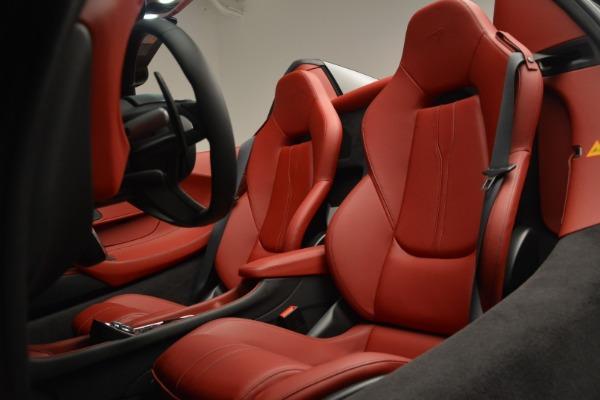 New 2019 McLaren 570S Convertible for sale Sold at Alfa Romeo of Westport in Westport CT 06880 24