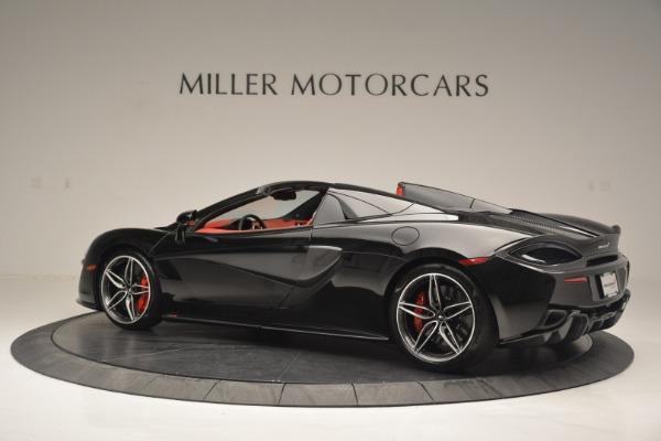 New 2019 McLaren 570S Convertible for sale Sold at Alfa Romeo of Westport in Westport CT 06880 4
