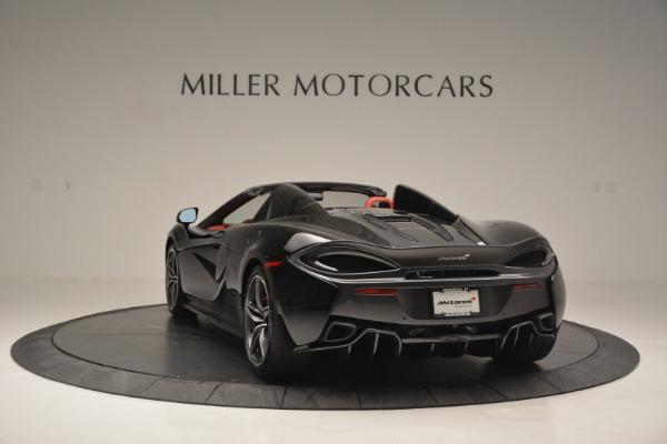 New 2019 McLaren 570S Convertible for sale Sold at Alfa Romeo of Westport in Westport CT 06880 5