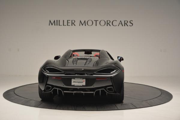 New 2019 McLaren 570S Convertible for sale Sold at Alfa Romeo of Westport in Westport CT 06880 6