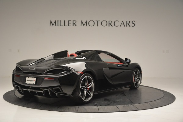 New 2019 McLaren 570S Convertible for sale Sold at Alfa Romeo of Westport in Westport CT 06880 7