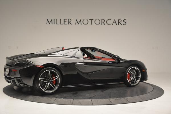 New 2019 McLaren 570S Convertible for sale Sold at Alfa Romeo of Westport in Westport CT 06880 8