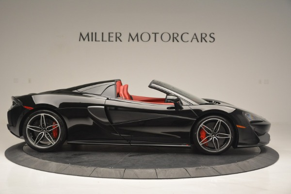 New 2019 McLaren 570S Convertible for sale Sold at Alfa Romeo of Westport in Westport CT 06880 9
