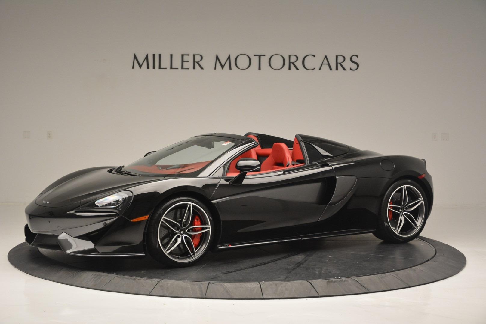 New 2019 McLaren 570S Convertible for sale Sold at Alfa Romeo of Westport in Westport CT 06880 1