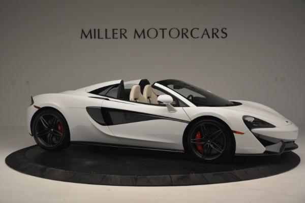 New 2019 McLaren 570S Spider Convertible for sale Sold at Alfa Romeo of Westport in Westport CT 06880 10