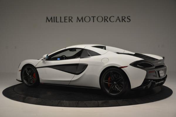 New 2019 McLaren 570S Spider Convertible for sale Sold at Alfa Romeo of Westport in Westport CT 06880 17
