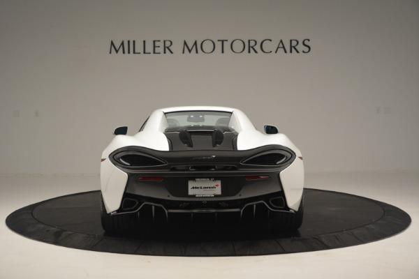 New 2019 McLaren 570S Spider Convertible for sale Sold at Alfa Romeo of Westport in Westport CT 06880 18