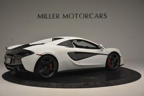 New 2019 McLaren 570S Spider Convertible for sale Sold at Alfa Romeo of Westport in Westport CT 06880 19