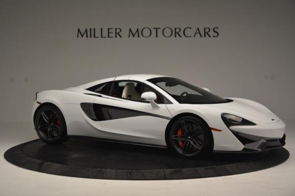 New 2019 McLaren 570S Spider Convertible for sale Sold at Alfa Romeo of Westport in Westport CT 06880 20
