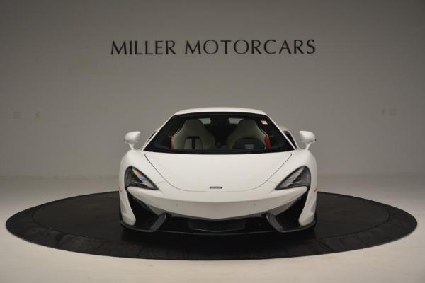 New 2019 McLaren 570S Spider Convertible for sale Sold at Alfa Romeo of Westport in Westport CT 06880 21