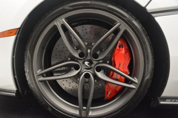 New 2019 McLaren 570S Spider Convertible for sale Sold at Alfa Romeo of Westport in Westport CT 06880 22