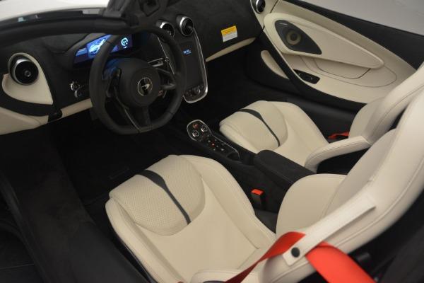 New 2019 McLaren 570S Spider Convertible for sale Sold at Alfa Romeo of Westport in Westport CT 06880 23