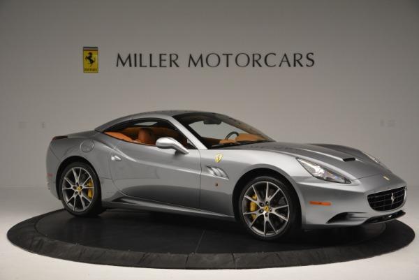 Used 2012 Ferrari California for sale Sold at Alfa Romeo of Westport in Westport CT 06880 22