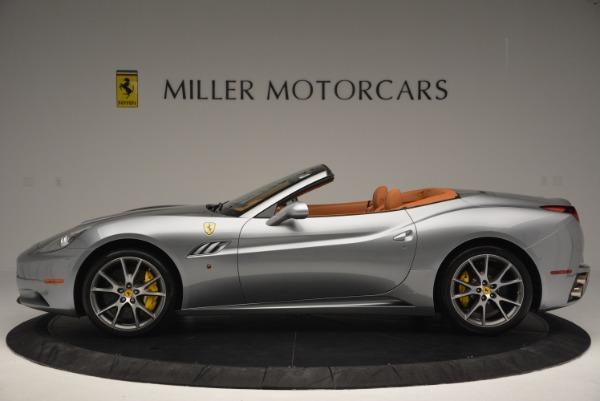 Used 2012 Ferrari California for sale Sold at Alfa Romeo of Westport in Westport CT 06880 3