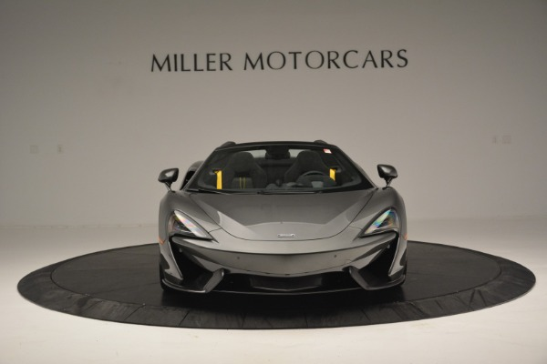 Used 2019 McLaren 570S Spider Convertible for sale Sold at Alfa Romeo of Westport in Westport CT 06880 12