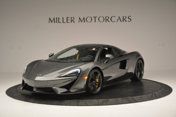 Used 2019 McLaren 570S Spider Convertible for sale Sold at Alfa Romeo of Westport in Westport CT 06880 15