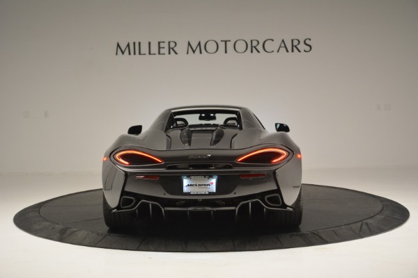 Used 2019 McLaren 570S Spider Convertible for sale Sold at Alfa Romeo of Westport in Westport CT 06880 18