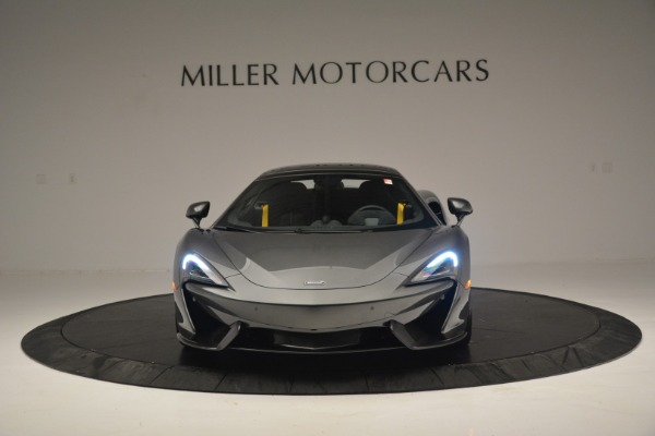 Used 2019 McLaren 570S Spider Convertible for sale Sold at Alfa Romeo of Westport in Westport CT 06880 22