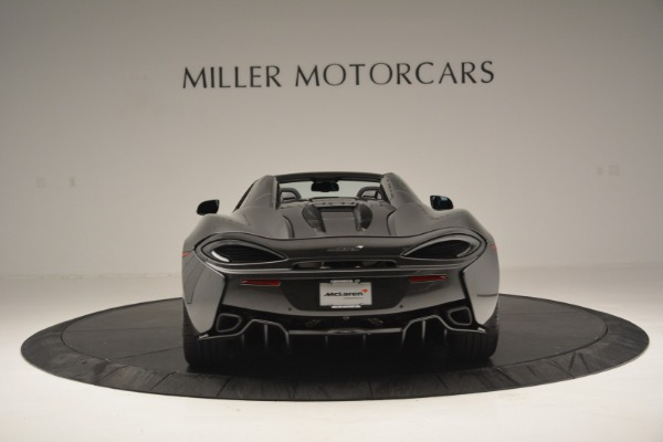 Used 2019 McLaren 570S Spider Convertible for sale Sold at Alfa Romeo of Westport in Westport CT 06880 6