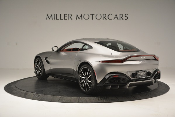 New 2019 Aston Martin Vantage for sale Sold at Alfa Romeo of Westport in Westport CT 06880 5