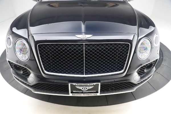 Used 2019 Bentley Bentayga V8 for sale Sold at Alfa Romeo of Westport in Westport CT 06880 13