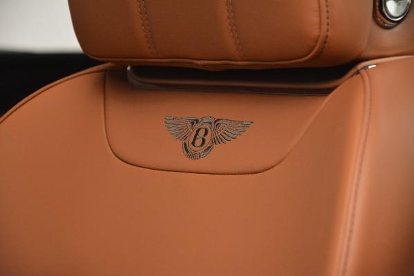 Used 2019 Bentley Bentayga V8 for sale Sold at Alfa Romeo of Westport in Westport CT 06880 19
