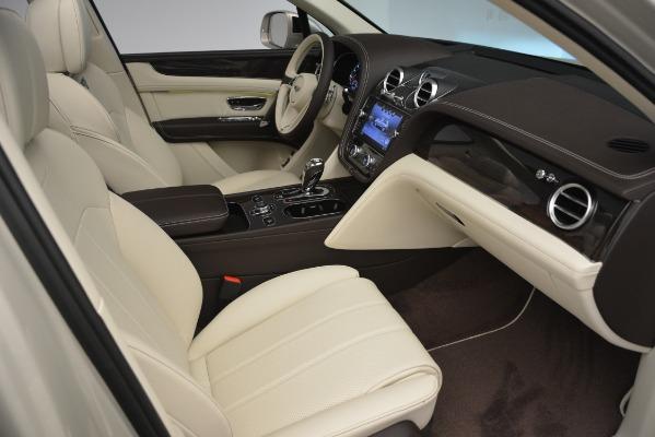 New 2019 Bentley Bentayga V8 for sale Sold at Alfa Romeo of Westport in Westport CT 06880 25