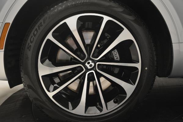 Used 2019 Bentley Bentayga V8 for sale Sold at Alfa Romeo of Westport in Westport CT 06880 15
