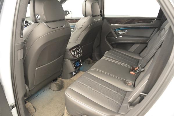 Used 2019 Bentley Bentayga V8 for sale Sold at Alfa Romeo of Westport in Westport CT 06880 24