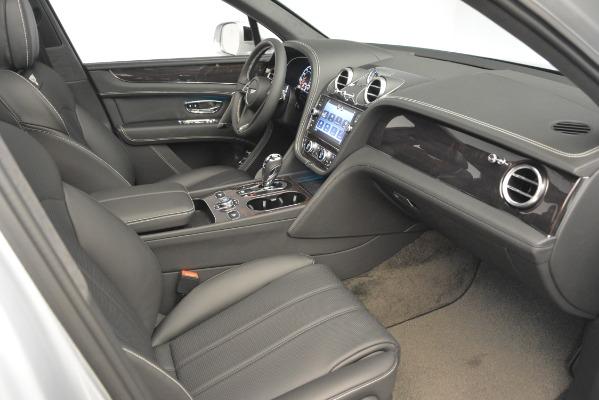 Used 2019 Bentley Bentayga V8 for sale Sold at Alfa Romeo of Westport in Westport CT 06880 26