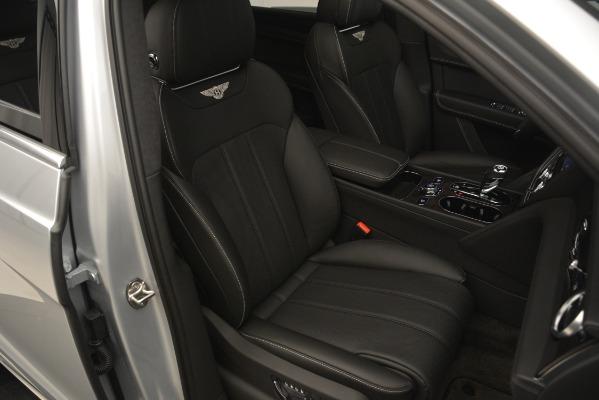 Used 2019 Bentley Bentayga V8 for sale Sold at Alfa Romeo of Westport in Westport CT 06880 28