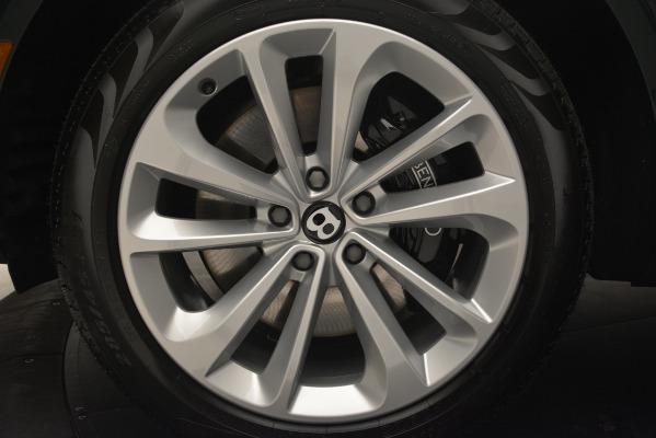 Used 2019 Bentley Bentayga V8 for sale $158,900 at Alfa Romeo of Westport in Westport CT 06880 15