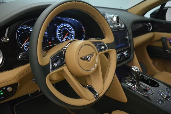 Used 2019 Bentley Bentayga V8 for sale $158,900 at Alfa Romeo of Westport in Westport CT 06880 21