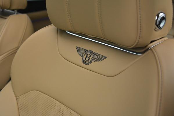 Used 2019 Bentley Bentayga V8 for sale $158,900 at Alfa Romeo of Westport in Westport CT 06880 22