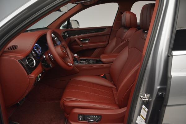 New 2019 Bentley Bentayga V8 for sale Sold at Alfa Romeo of Westport in Westport CT 06880 18