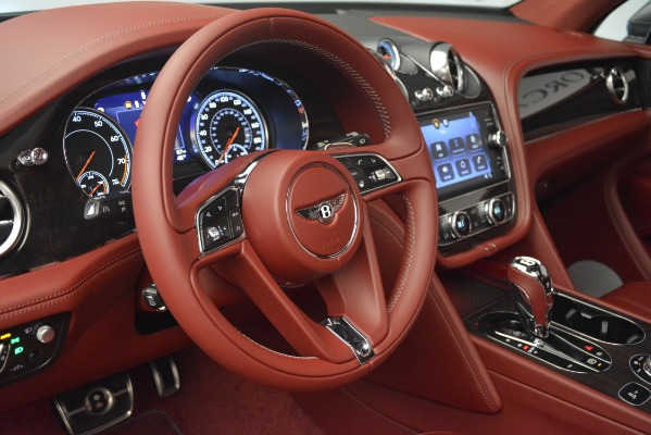 Used 2019 Bentley Bentayga V8 for sale Call for price at Alfa Romeo of Westport in Westport CT 06880 21