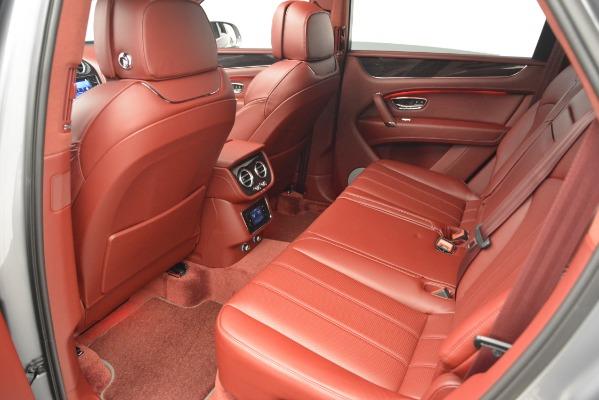 Used 2019 Bentley Bentayga V8 for sale Call for price at Alfa Romeo of Westport in Westport CT 06880 24