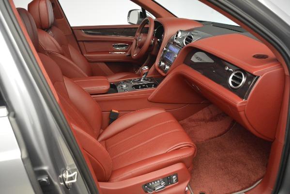 Used 2019 Bentley Bentayga V8 for sale Call for price at Alfa Romeo of Westport in Westport CT 06880 26