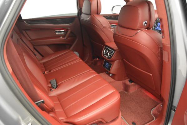 New 2019 Bentley Bentayga V8 for sale Sold at Alfa Romeo of Westport in Westport CT 06880 28