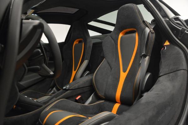 Used 2019 McLaren 720S Coupe for sale Sold at Alfa Romeo of Westport in Westport CT 06880 17